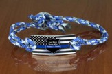 God Bless Those Who Protect & Serve Bracelet