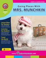 Going Places With Mrs. Munchkin Gr.  K-1 - PDF Download [Download]