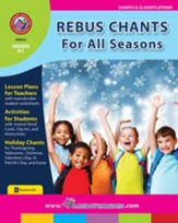 Rebus Chants Volume 1: For All Seasons Gr. K-1 - PDF Download [Download]