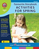 Favourite Storybook Activities For Spring Gr. K-1 - PDF Download [Download]