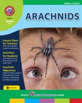 Arachnids Gr. 1-2 - PDF Download [Download]