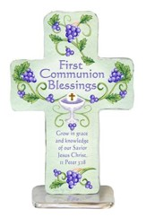 First Communion Blessings Cross