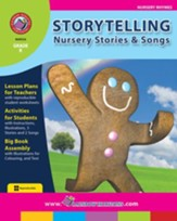 Storytelling: Nursery Stories & Songs Gr. K - PDF Download [Download]