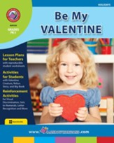 Be My Valentine Gr. PK-1 - PDF Download [Download]