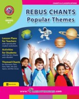 Rebus Chants Volume 2: Popular Themes Gr. K-1 - PDF Download [Download]