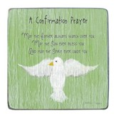 Confirmation Prayer Plaque
