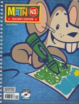 Math K5 Teacher's Edition (4th  Edition)