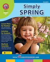 Simply Spring Gr. K-1 - PDF Download  [Download]