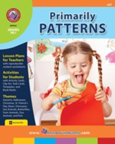 Primarily Patterns Gr. PK-1 - PDF Download [Download]