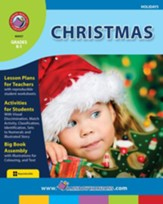 Christmas Gr. K-1 - PDF Download [Download]