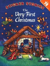 Sticker Stories: The Very First Christmas  - Slightly Imperfect