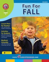 Fun For Fall Gr. K - PDF Download [Download]