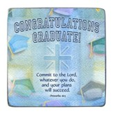 Congratulations Graduate! Plaque
