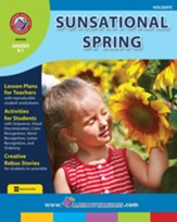 Sunsational Spring Gr. K-1 - PDF Download [Download]