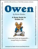 OWEN - STUDY GUIDE Gr. 2-4 - PDF  Download [Download]