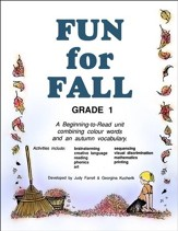 FUN FOR FALL Gr. 1 - PDF Download [Download]