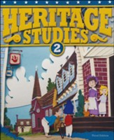 Heritage Studies 2 Student Text,  Third Edition