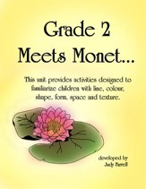 GRADE 2 MEETS MONET Gr. 2 - PDF Download [Download]