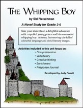 THE WHIPPING BOY NOVEL STUDY Gr. 3-6 - PDF Download [Download]