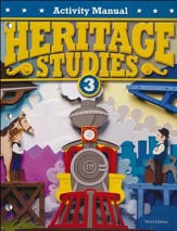 Heritage Studies 3 Student Activity Manual (3rd Edition)