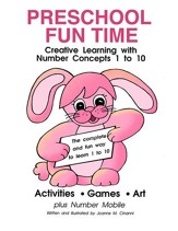 PRESCHOOL FUN TIME (NUMBER CONCEPTS 1-10) Gr. PK-K - PDF Download [Download]