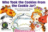 Learn To Read Math Series, Level 1: Who Took The Cookies From The Cookie Jar? Big Book