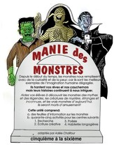 MANIE DES MONSTRES Gr. 5-6 - PDF  Download [Download]