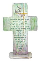 The Lord's Prayer, Cross, Small