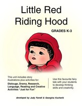 LITTLE RED RIDING HOOD Gr. K-3 - PDF Download [Download]