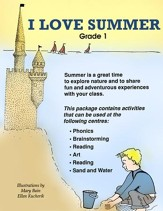 I LOVE SUMMER Gr. 1 - PDF Download [Download]