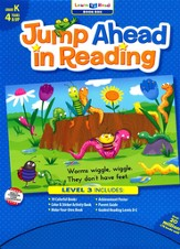 Jump Ahead in Reading Boxed Set, Grade K (Levels D-E)