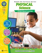 Hands-On - Physical Science Gr. 1-5  - PDF Download [Download]