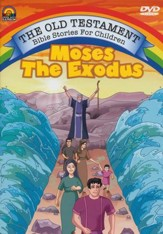 Moses: The Exodus, DVD