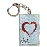 Love Heart, Keyring