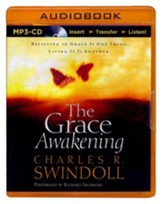 The Grace Awakening - unabridged audio book on MP3-CD