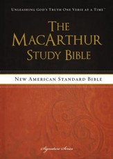 The MacArthur Study Bible, NASB - eBook