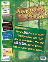 Journeying with Jesus Junior (Grades 5-6) Memory Verse Visuals