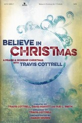 Believe In Christmas, Choral Book