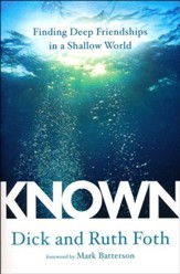 Known: Finding Deep Friendships in a Shallow World