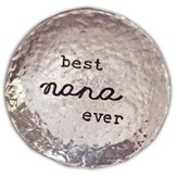 Best Nana Ever Trinket Dish