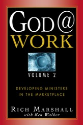 God@Work Vol 2: Developing Ministries in the Marketplace - eBook