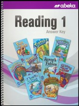 Abeka Reading 1 Answer Key (New  Edition)