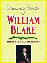 Favorite Works of William Blake Boxed Set, 3 Volumes