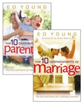 The 10 Commandments of Marriage/The 10 Commandments of Parenting Set / New edition - eBook