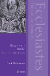 Ecclesiastes Through the Centuries - eBook