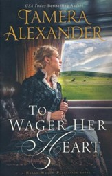 To Wager Her Heart, Paperback