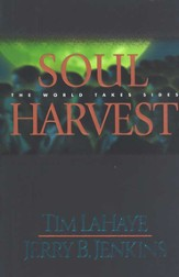 Soul Harvest, Left Behind Series #4, Hardcover  - Slightly Imperfect
