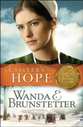 A Sister's Hope, Sisters of Holmes County Series #3 (rpkgd)