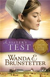 A Sister's Test, Sisters of Holmes County Series #2 (rpkgd)