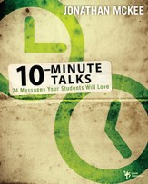 10-Minute Talks: 24 Messages Your Students Will Love - eBook